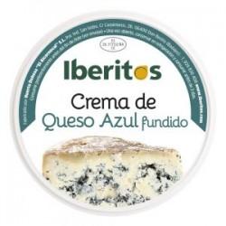 crema queso azul fundido